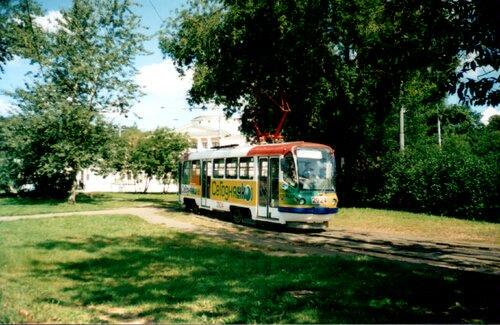 Трамвай ТМРП-1, номер 2924,