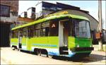 Санкт-Петербург, трамвай 71-134 (ЛМ-99) 0401; Санкт-Петербург - Новые вагоны ПТМЗ.